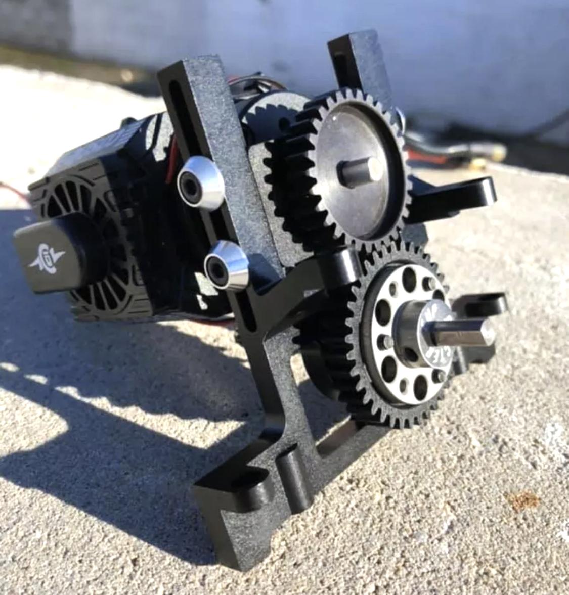 Traxxas Xo-1 Limited Edition EMP Motor Mount